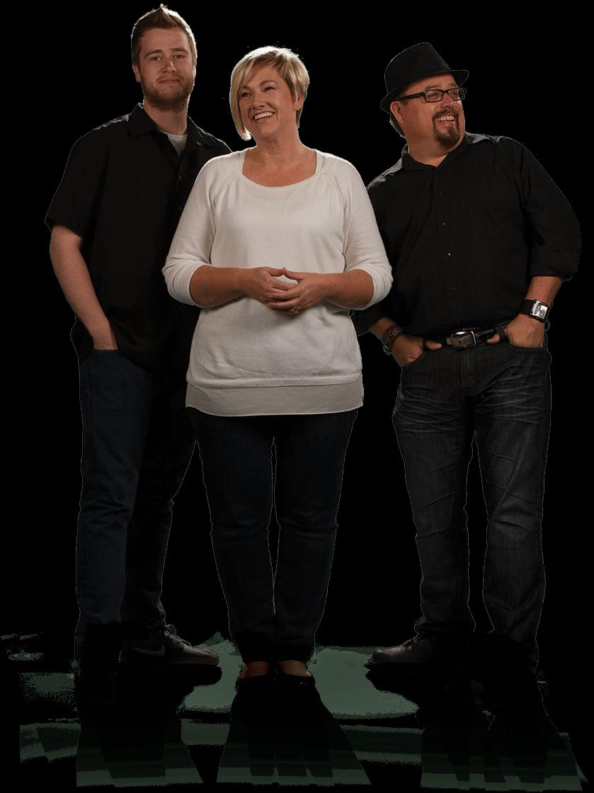 Jacob, Chris, Emiliee Danielson - Bible Idiots