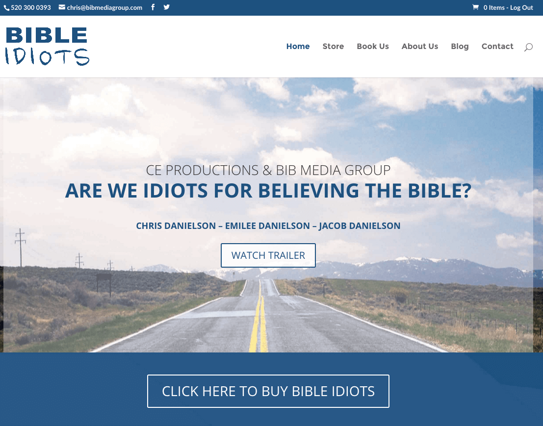 Bible Idiots - The Movie